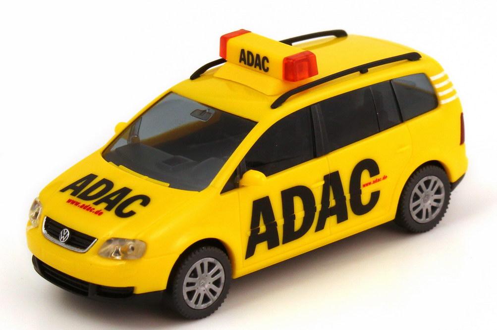 Foto 1:87 VW Touran (Typ 1T) ADAC-Straßenwacht Wiking 07807
