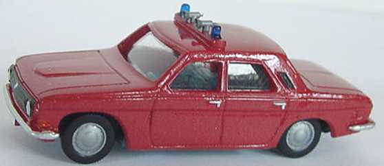 Foto 1:87 Volga GAZ 24 Feuerwehr Artapo S07