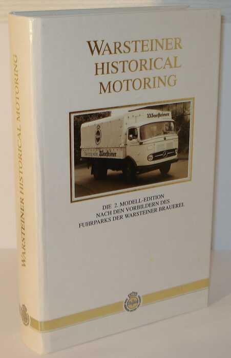 Foto 1:87 Warsteiner Historical Motoring 2. Modell-Edition (VW Brezel-Käfer + Hanomag Kurier Getränkewagen + Mercedes  LP321 2a PP-Lkw in Videohülle) Wiking 3289