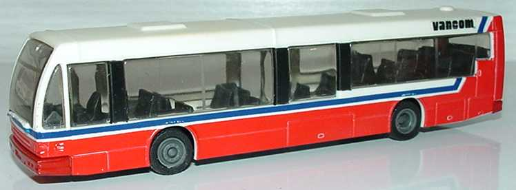 Foto 1:87 den Oudsten B91 Vancom Vemi Miniaturen