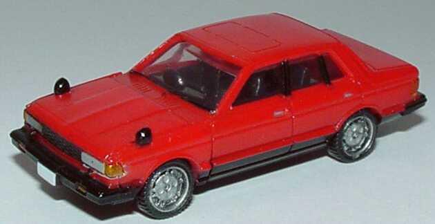 Foto 1:94 Nissan Bluebird Turbo SSS-S rot Furuta