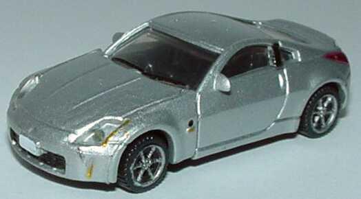 Foto 1:96 Nissan Fairlady 350 Z (Z33) silber-met. Furuta